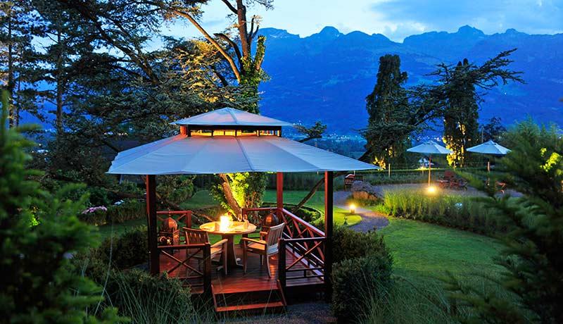 Chauteaux Hotel in Vaduz-Liechtenstein-Wellness